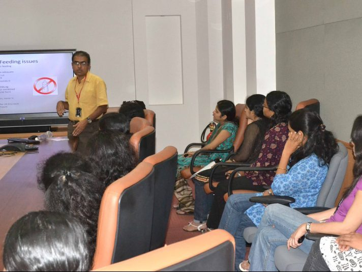 Talk at TCS Infopark